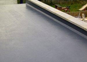 Stunning flat roof installation