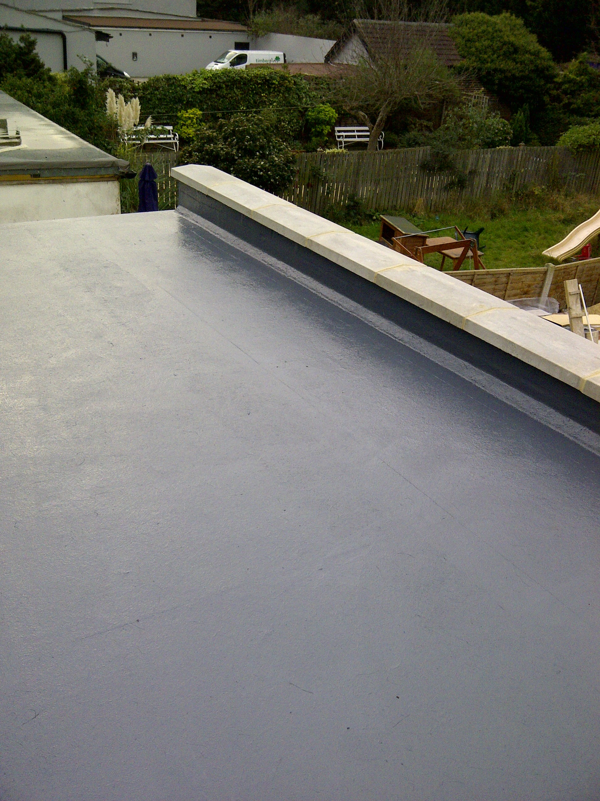 Liquid Rubber Roof System | Permaroof Peterborough