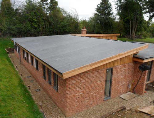 New Build Firestone Rubbercover