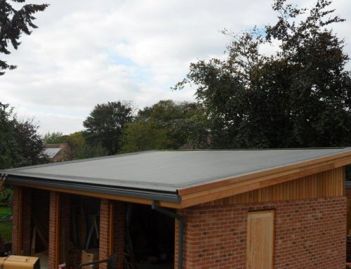 Carport Low Sloped Roof
