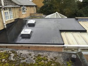 Flat roofing in Peterborough